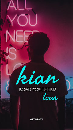 kian  Music Tour