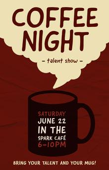 COFFEE<BR>NIGHT