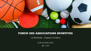 Dark Green Sports Association Fair Twitter   Bannière