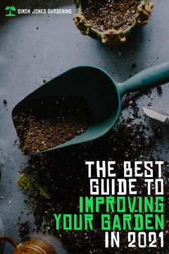 Gardening Guide Pinterest Graphic Garden
