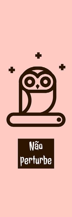 owl cartoon bookmarks  Marcador de livro