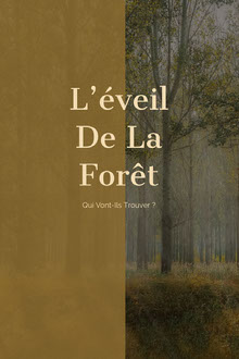 forest fantasy novel book covers Couverture de livre