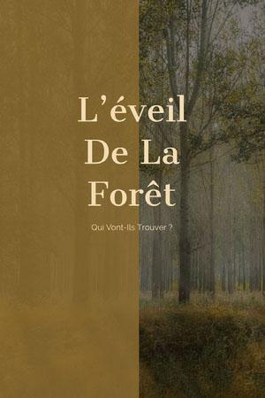 forest fantasy novel book covers Couverture de livre