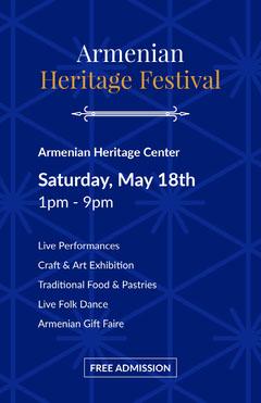 Armenian<BR>Heritage Festival Art Exhibition