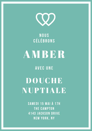 AMBER  E-mail d'invitation