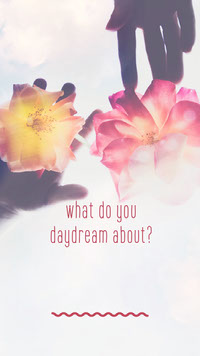 what do you daydream about? Top Social Media Sites