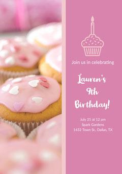 Lauren's 9th Birthday! Birthday