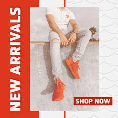 NEW ARRIVALS Fashion