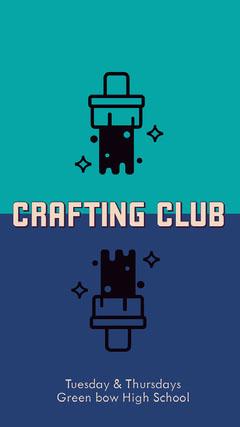 Crafting Club Paint