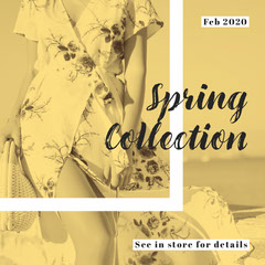 Spring collection  Clothing
