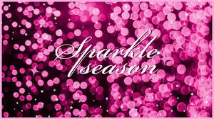 Pink Sparkle Season Desktop Wallpaper  Desktop Wallpaper
