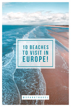 10 beaches to visit in Europe! Travel