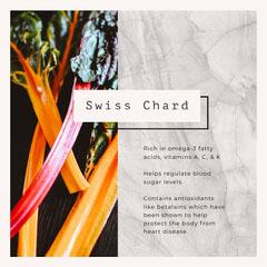 Swiss Chard Healthy