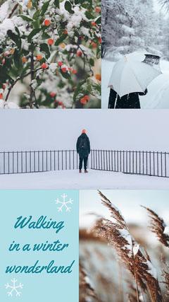 winter wonderland igstory Winter