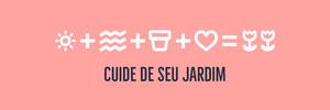 CUIDE DE SEU JARDIM Banner