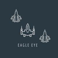 EAGLE EYE Twitch Logo