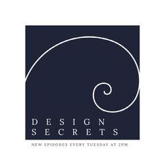 DESIGN<BR>SECRETS Podcast