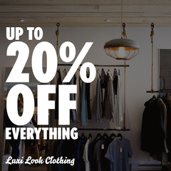 Luxi Look Sale IG Square Clothing
