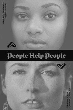 People Help People  Volunteer