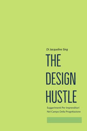 the design hustle book covers Copertina libro