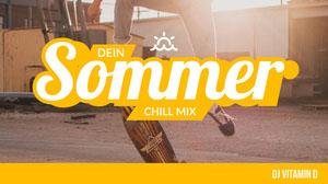 Sommer YouTube-Kanalgrafik