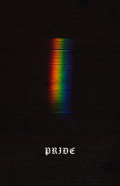 pride poster Rainbow