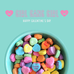 girl gang girl instagram  Heart
