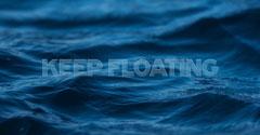 Keep floating Water