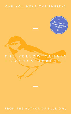 The yellow bird canary kindle cover Bird