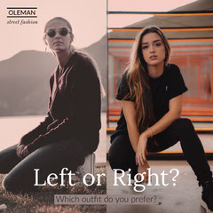 Left or Right? Fashion