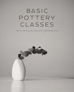 pottery class instagram portrait  Leaf