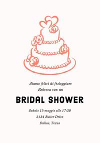 Bridal Shower  Wedding