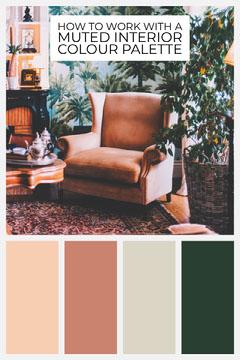 Pinterest Colour Palette Interior Design