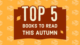 Top Autumn Books Youtube Thumbnail Banner do YouTube