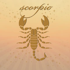 Scorpio astrological sign Instagram post  Water