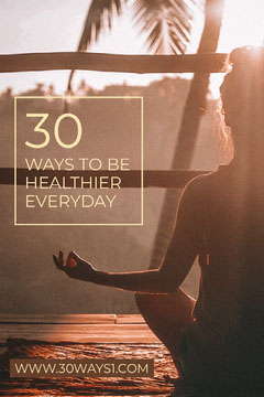 healthier every day Pinterest  Positive Thought