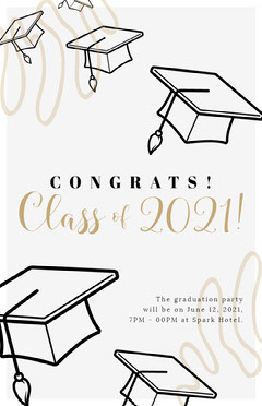 2021! Graduation