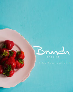 Brunch Red