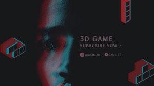 3D GAME 배너