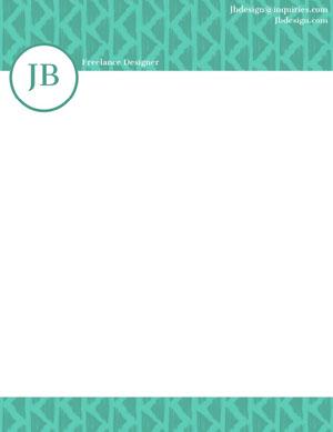 letterhead Brevhuvuden