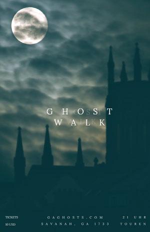 GHOST WALK Filmplakat