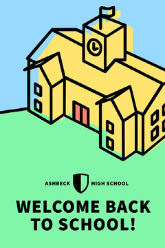 welcome back school poster Welcome Poster
