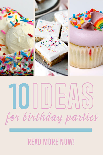 Birthday Parties Ideas Pinterest Marcador de Pin en Pinterest