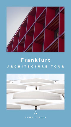 Frankfurt architecture tour igstory  Music Tour