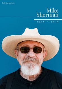 Mike Sherman Programa funerario