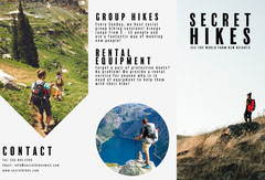 Secret Hikes Brochure Hike