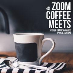 Zoom Coffee Meets IG Square Tea Time