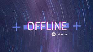 offline twitch banner  Banner