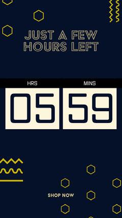 countdown instagram story Countdown