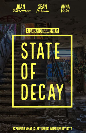 STATE OF DECAY Cartel de película